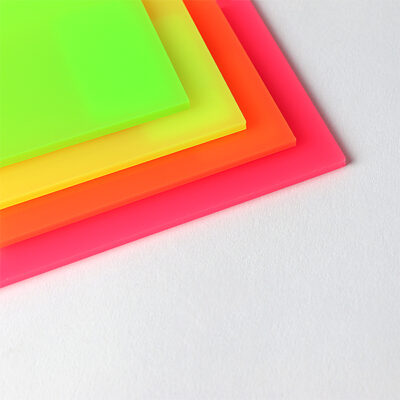 Perspex Panels Highlights